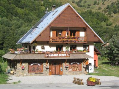Location au ski Residence Le Barillon - Valloire