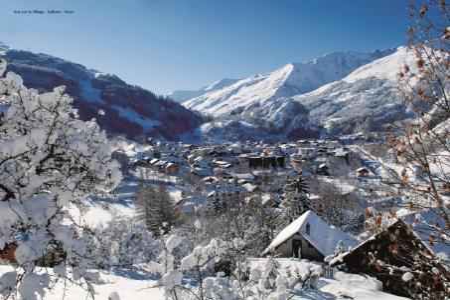 Location au ski Résidence le Caribou - Valloire