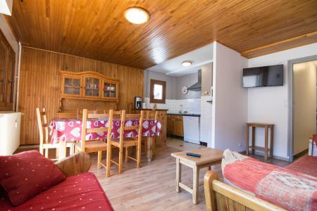 Location au ski Logement 2 pièces 6 personnes (CARIB4) - Résidence le Caribou - Valloire