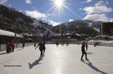 Location au ski Residence Le Crey Du Quart - Valloire - Extérieur hiver