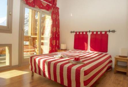 Location au ski Appartement 2 pièces coin montagne 6 personnes - Residence Le Hameau De Valloire - Valloire - Chambre