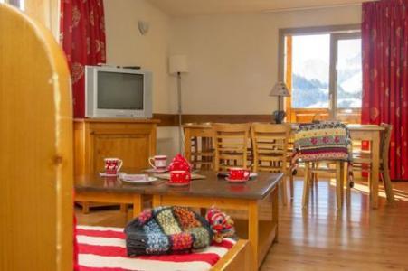 Location au ski Residence Le Hameau De Valloire - Valloire - Séjour