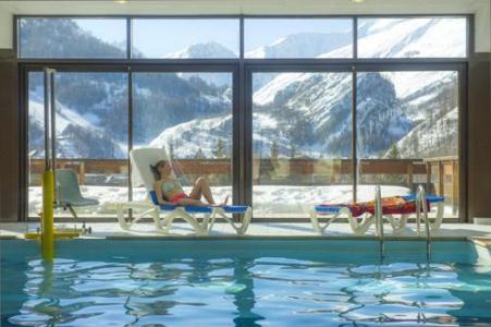Location au ski Residence Le Hameau De Valloire - Valloire - Piscine