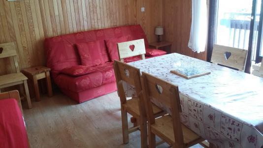 Location au ski Appartement 2 pièces 6 personnes (2K) - Résidence le Rocher Saint Pierre - Valloire - Séjour