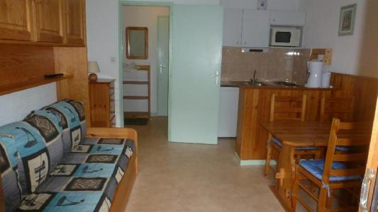 Location au ski Studio cabine 4 personnes (19) - Residence Le Thymel - Valloire