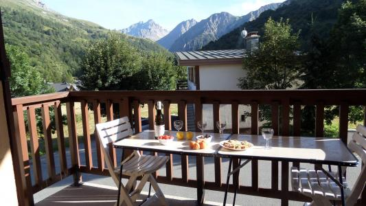 Location au ski Appartement 2 pièces cabine 4 personnes (22) - Residence Le Thymel - Valloire