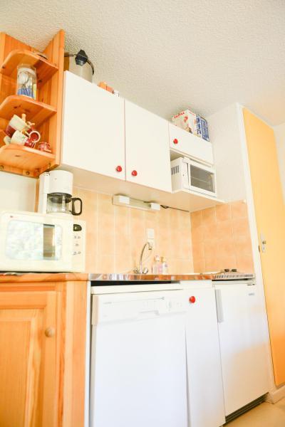 Location au ski Studio cabine 4 personnes (17) - Residence Le Thymel - Valloire