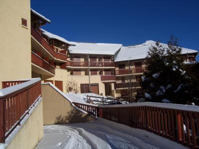 Location au ski Residence Le Thymel - Valloire - Extérieur hiver