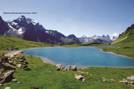 Location au ski Residence Le Thymel - Valloire