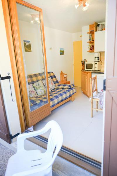 Location au ski Studio cabine 4 personnes (17) - Résidence le Thymel - Valloire