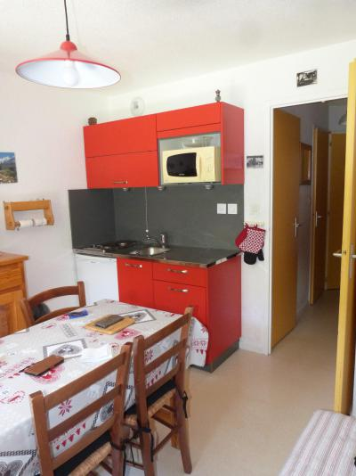 Location au ski Appartement 2 pièces coin montagne 4 personnes (8) - Résidence le Thymel - Valloire