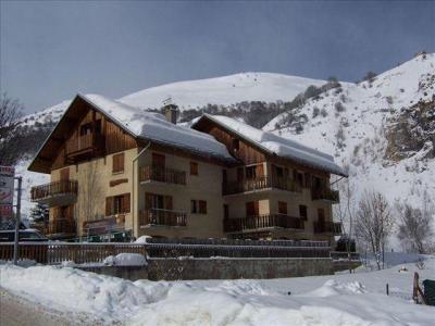 Location au ski Residence Les Alpages - Valloire - Extérieur hiver