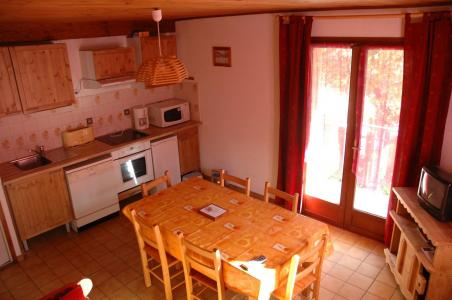 Location au ski Appartement 3 pièces 6 personnes (4) - Résidence les Alpages - Valloire