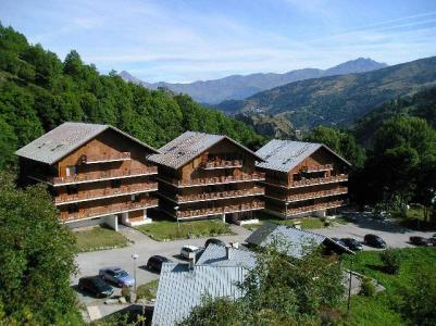 Location au ski Residence Les Arolles - Valloire