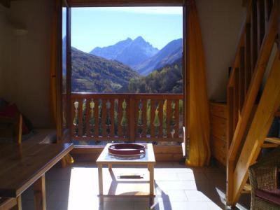 Location au ski Studio mezzanine 6 personnes (58) - Residence Les Arolles - Valloire