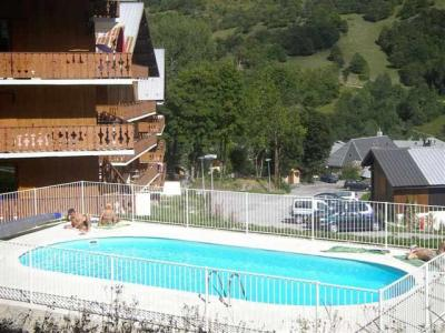 Location au ski Studio cabine 4 personnes (47) - Residence Les Arolles - Valloire