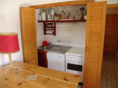 Location au ski Appartement 2 pièces coin montagne 6 personnes (54) - Residence Les Arolles - Valloire
