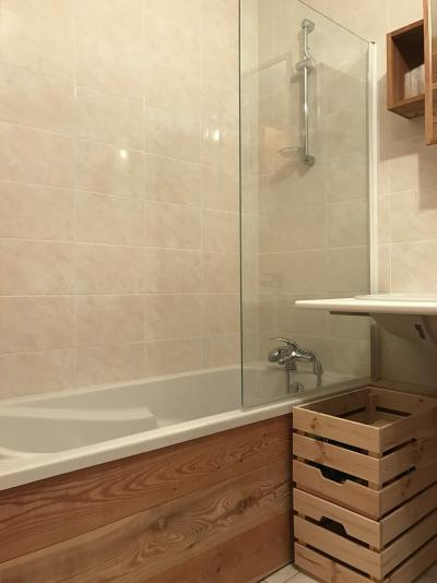Аренда на лыжном курорте Апартаменты 2 комнат 6 чел. (83) - Résidence les Arolles - Valloire - Ванна