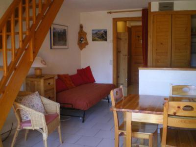 Аренда на лыжном курорте Квартира студия мезонин 6 чел. (58) - Résidence les Arolles - Valloire