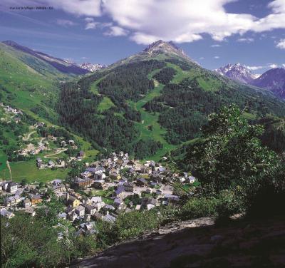 Аренда на лыжном курорте Квартира студия со спальней для 4 чел. (48) - Résidence les Arolles - Valloire