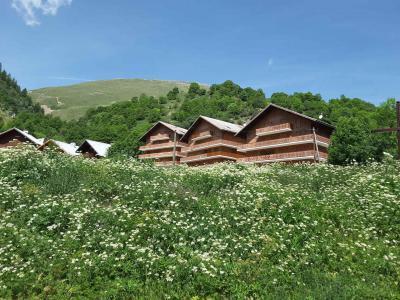 Аренда на лыжном курорте Квартира студия со спальней для 4 чел. (22) - Résidence les Arolles - Valloire