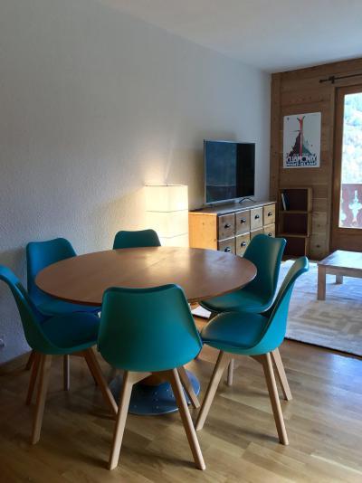 Location au ski Appartement 2 pièces coin montagne 6 personnes (83) - Résidence les Arolles - Valloire - Table