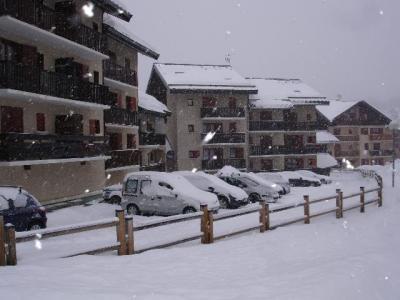 Location au ski Residence Les Bergers - Valloire