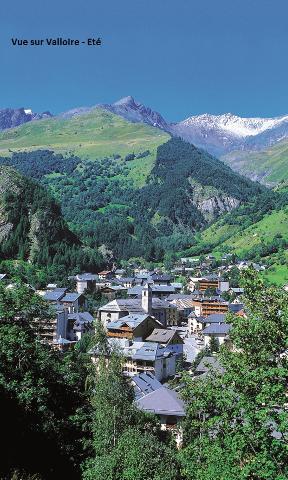 Location au ski Residence Les Cassettes - Valloire