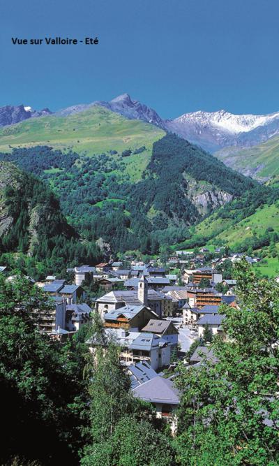 Location au ski Residence Les Chardonnets - Valloire