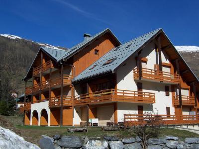 Location au ski Residence Les Cordeliers - Valloire - Extérieur hiver