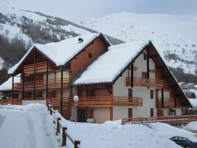 Wakacje w górach Résidence les Cordeliers - Valloire - Zima na zewnątrz