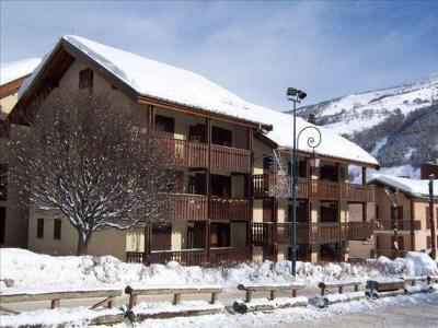 Location au ski Residence Les Cretes - Valloire