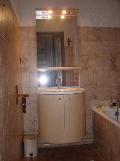 Location au ski Studio coin montagne 4 personnes (113) - Residence Les Cretes - Valloire - Salle de bains