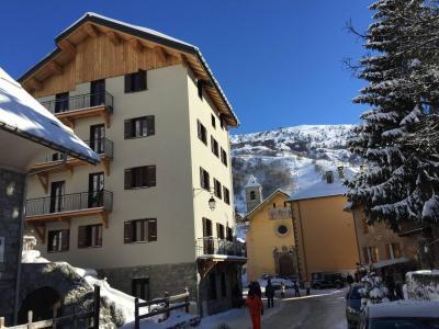 Аренда на лыжном курорте Résidence les Etoiles des Neiges - Valloire