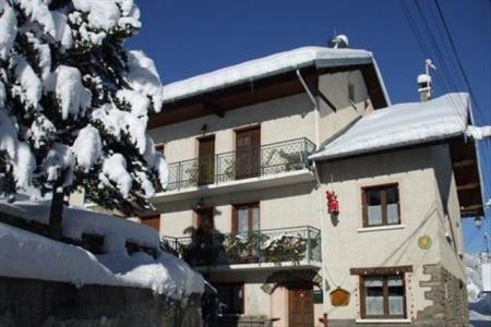 Location au ski Residence Les Jonquilles - Valloire - Extérieur hiver