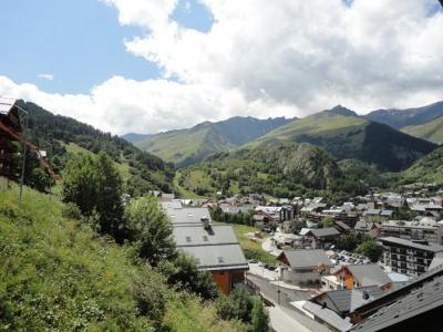 Location au ski Appartement 3 pièces cabine 8 personnes (D63) - Residence Les Valmonts - Valloire