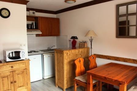 Soggiorno sugli sci Appartamento 2 stanze per 5 persone (L12) - Résidence les Valmonts - Valloire - Cucinino