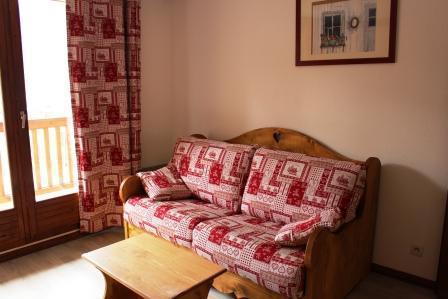 Soggiorno sugli sci Appartamento 2 stanze per 5 persone (L12) - Résidence les Valmonts - Valloire - Soggiorno