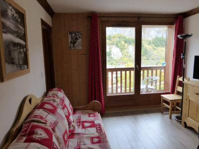 Soggiorno sugli sci Appartamento 3 stanze per 6 persone (D12) - Résidence les Valmonts - Valloire - Dormeuse