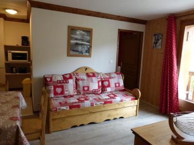 Soggiorno sugli sci Appartamento 3 stanze per 6 persone (D12) - Résidence les Valmonts - Valloire - Soggiorno