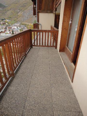 Location au ski Appartement 2 pièces 4 personnes (C31) - Residence Les Valmonts - Valloire - Balcon