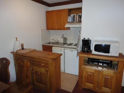 Location au ski Appartement 2 pièces 4 personnes (C31) - Residence Les Valmonts - Valloire - Kitchenette