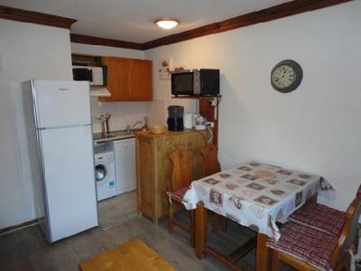 Location au ski Appartement 2 pièces 4 personnes (C42) - Residence Les Valmonts - Valloire - Table