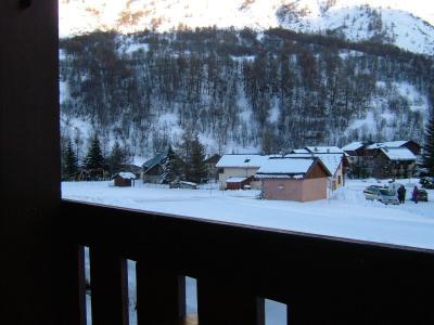 Location au ski Studio cabine 3 personnes (6) - Residence Pre Malin - Valloire - Extérieur hiver