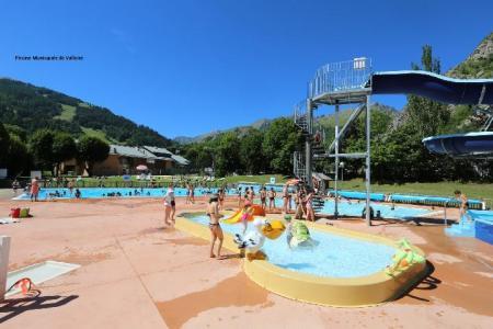 Location au ski Residence Rapin - Valloire