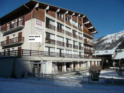 Location au ski Appartement 3 pièces 8 personnes (34) - Résidence Rapin - Valloire