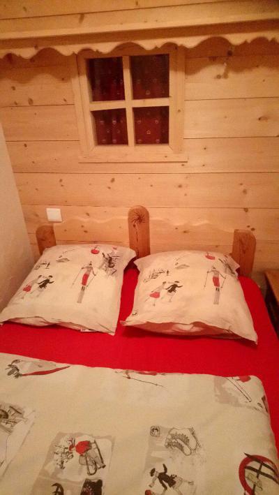 Аренда на лыжном курорте Logement 0 pièces 4 personnes (ROCHCH23) - Résidence Rochechateau - Valloire