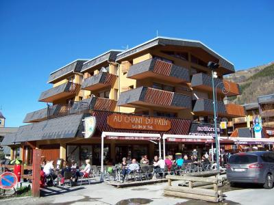Location au ski Residence Rochevert - Valloire