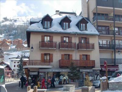 Location au ski Residence Sport Alp - Valloire
