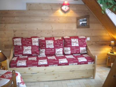 Аренда на лыжном курорте Квартира студия со спальней для 4 чел. (1) - Résidence Sport Alp - Valloire